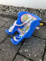 Fahrradsitz für Puppe von Baby