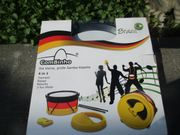 Kleine Fan Samba-Trommel Deutschland NEU