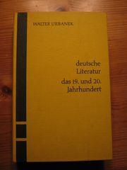 Deutsche Literatur das 19 und