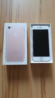 iPhone 7 rosegold 32GB Top
