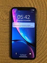Iphone XR 128GB Blau