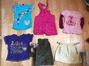 Kleiderpaket 104 Mädchen 33 Teile -
