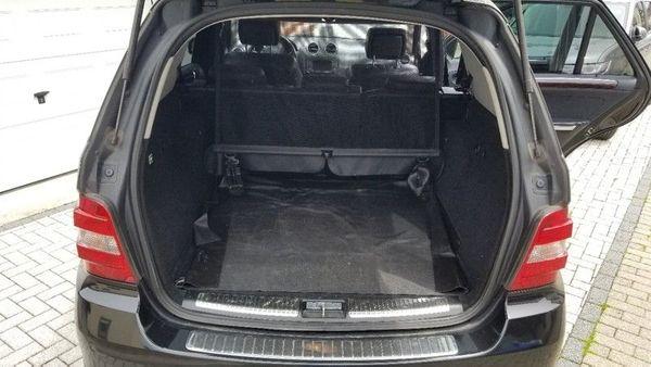 verkaufe ein Mercedes ML Bj