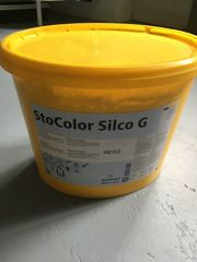 Sto Fassadenfarbe Silco G StoPlex