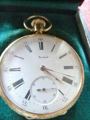 Antike Schweizer Taschenuhr Ancre Ligne