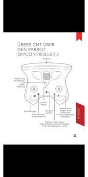 Parrot Bebop2 Drohne