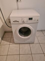 Siemens Waschmaschiene 6kg voll funktionsfähig