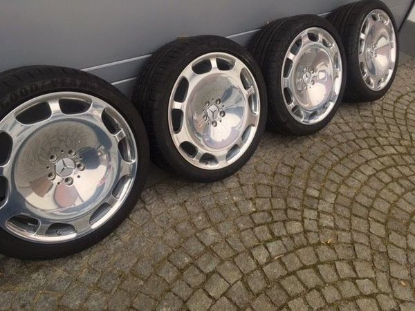 20 Zoll Maybach 52 Exclusiv