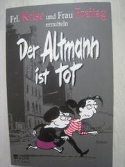 Taschenbuch Der Altmann íst tot