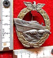 Schnellboot Kriegsabzeichen Marine Abzeichen alte