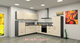Küche von Nobilia 245 x: Kleinanzeigen aus Köln Ehrenfeld - Rubrik Küchenzeilen, Anbauküchen