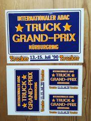 Sammlung Aufkleber Sammlung Truck Grand