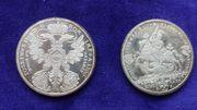 Konventionstaler Friedberg von 1766