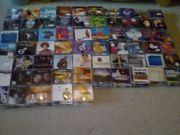 ca 650 Maxi-CDs - Rock Pop