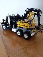 Lego Technic Truck Pneumatic