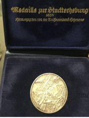 Medaille Raiffeisenbank Hohenems 1983