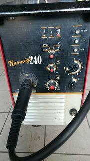 Schutzgas Schweißgerät