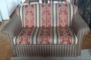Elegante 2-Sitzer Couch