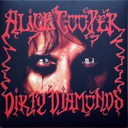 Alice Cooper Dirty Diamonds Red