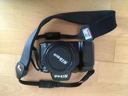 Nikon F90 mit Nikon AF