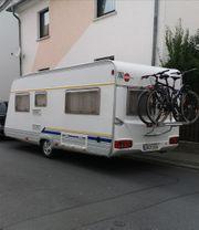 Bürstner Wohnwagen 455TS Ventana Avantgarde
