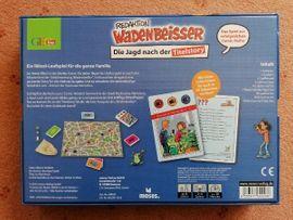 Familienspiel Redaktion Wadenbeisser: Kleinanzeigen aus Asperg Hohenasperg - Rubrik Gesellschaftsspiele