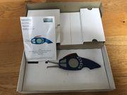 Digitaler Innen-Schnelltaster mit Uhr