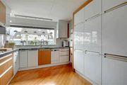 Moderne Küche Einbauküche mit Einbaugeräte
