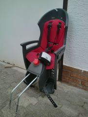 Fahrrad-Kindersitz Hamax Siesta