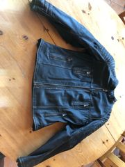 Fabrikneue unbenutzte Modeka Lederjacke