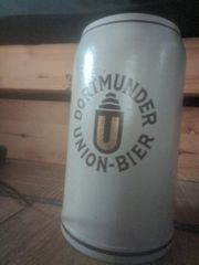 Dortmunder union 3 liter Bierkrug