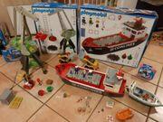 Playmobil Hafenzubehör