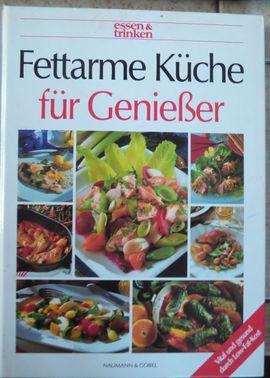 Fettarme Küche für Geniesser;
