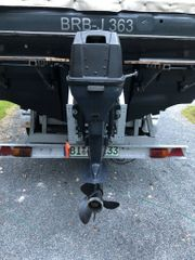 Aussenborder Evinrude 40 PS Bootsmotor