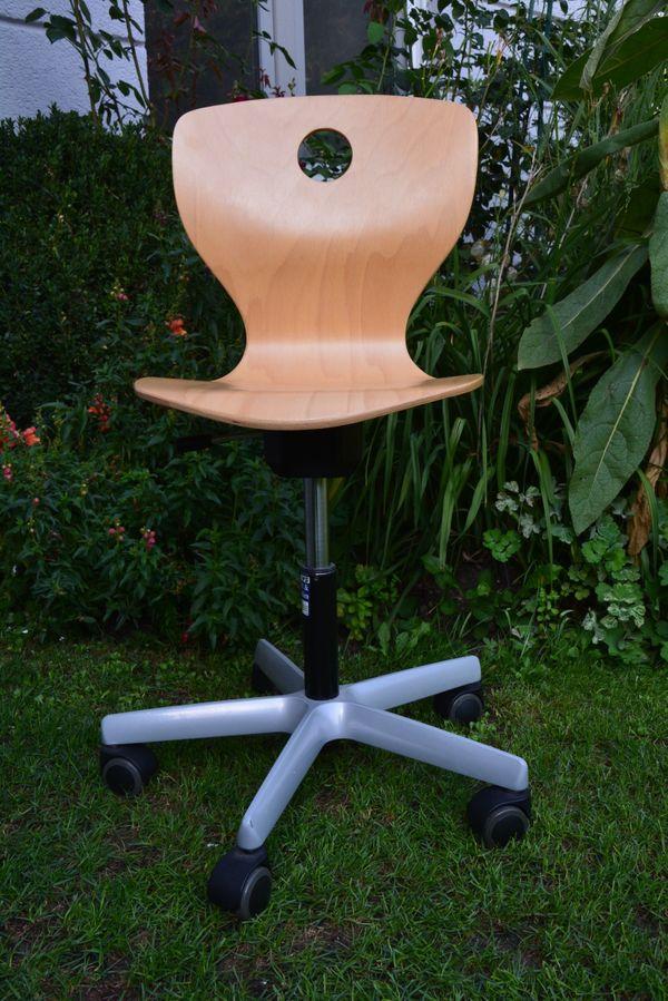 Schreibtischstuhl für Kinder / Schulanfänger / Dynamische Sitzen in ...