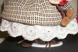 Bild 4 - Puppe im Kleidchen 27 cm - Saarbrücken St Johann