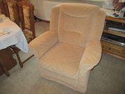 Gut erhaltener Sessel