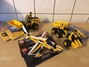 Lego Technik Technic 3 Modelle
