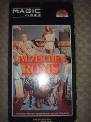 VHS Video Im Zeichen Roms