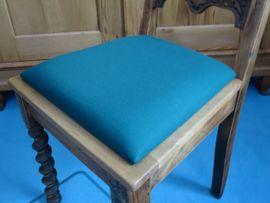 Antiker Stuhl Klassischer Stuhl Eichenholz-Gewebestuhl: Kleinanzeigen aus Nürnberg Hasenbuck - Rubrik Sonstige Möbel antiquarisch