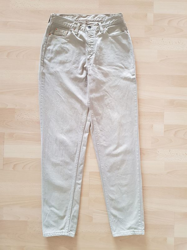 Levis Jeans 626 Größe 33