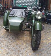 Oldtimer Dnepr K750