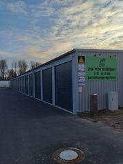 Garage Lager 29 qm direkt