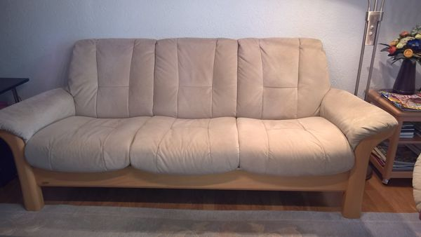 Stressless 3-Sitzer-Couch