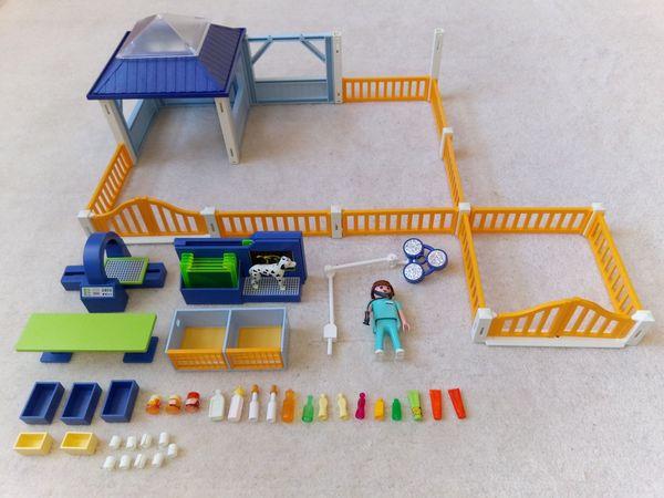 Playmobil Teile-Mix 4343 Tierarztpraxis 4346