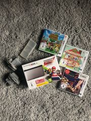Nintendo 3DS XL grau mit
