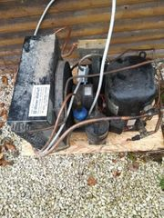 Kältekompressor Kühlanlage