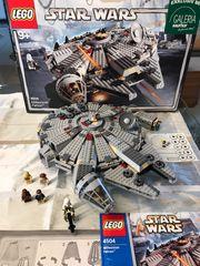 Lego 4504 Star Wars Millennium