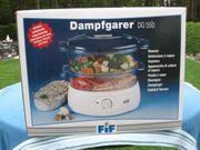 Dampfgarer FiF DG 550