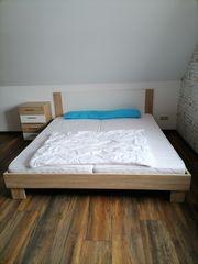 Doppelbett 1 80 m inkl